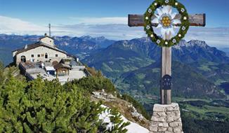 Hitlerovo Orlí hnízdo a Berchtesgadensko