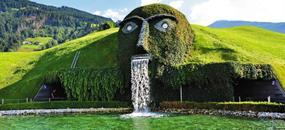 Křišťálový svět Swarovski a Innsbruck