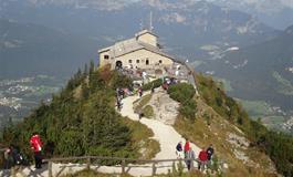 Orlí hnízdo, Salzburg a jezera Solné komory