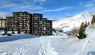 Tignes/Val d'Isère - Rezidence Home Club a jiné