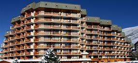 Les 2 Alpes - Různé rezidence