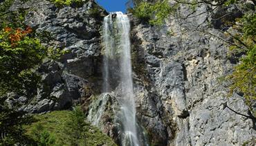 Vodopády a soutěsky Ötscheru