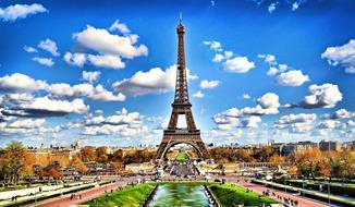 Šarmantní Paříž, Versailles