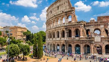 Věčný Řím + Neapolský záliv a Capri