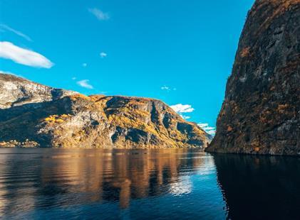Norské fjordy, hory, vodopády a ledovce