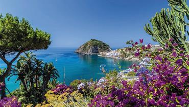 Termální ostrov Ischia s prohlídkou Říma