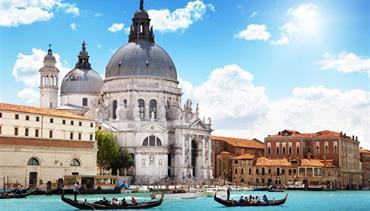 Romantické Benátky a ostrovy Murano a Burano