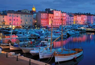 Okouzlující Provence a perly Azurového pobřeží