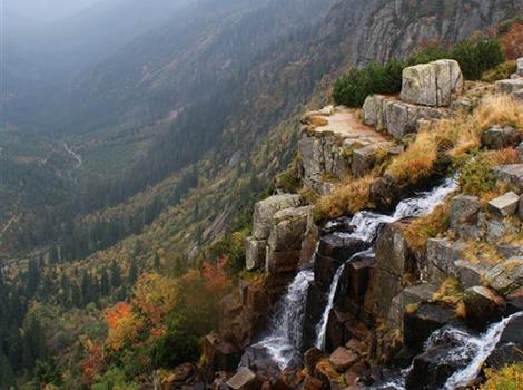 Do Krkonoš za horskou turistikou - Po stopách Hanče a Vrbaty