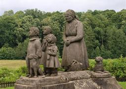 Po stopách Babičky Boženy Němcové, Barokní Kuks, Safari Park Dvůr Králové