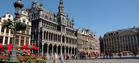 To nejlepší z Bruselu, Brugg, Gentu a Antverp