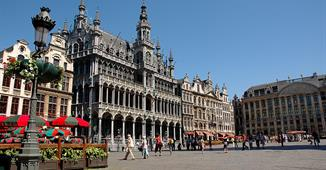 To nejlepší z Bruselu, Brugg, Gentu a Antverp ***