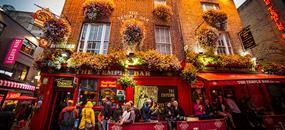 To nejlepší z Dublinu + GLENDALOUGH + POWERSCOURT