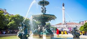 To nejlepší z Lisabonu + MOŘE + OSLAVY SV. ANTÓNIA