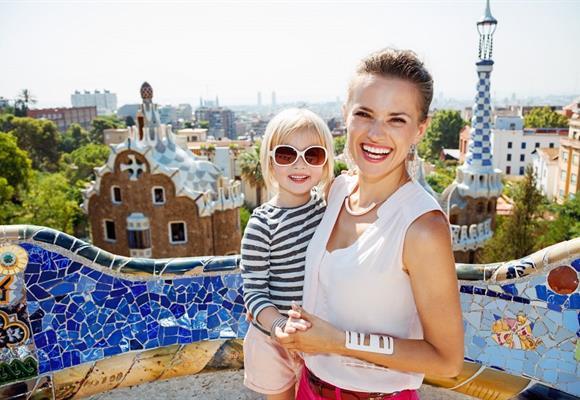 Barcelona pro rodiče a děti ***