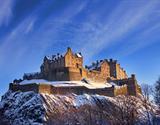Adventní Edinburgh + PŘEDVÁNOČNÍ NÁKUPY V GLASGOW