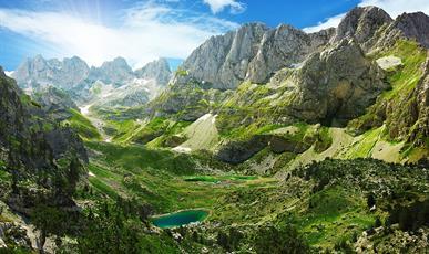 To nejlepší z Albánie + MAKEDONIE + NÁRODNÍ PARK THETHI ****