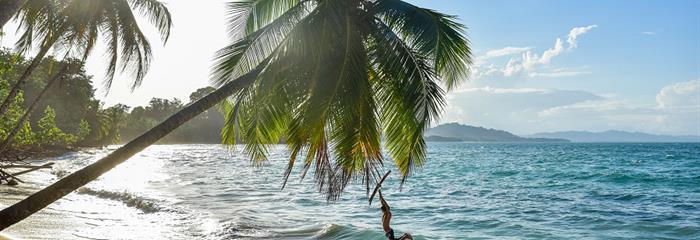 Relax na plážích Kostariky + TERMÁLNÍ KOUPEL U VULKÁNU + NP CAÑO NEGRO (letecky