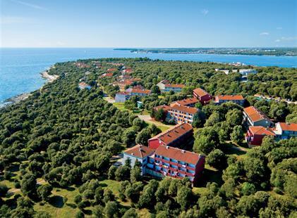 apartmány Lanterna Sunny Resort