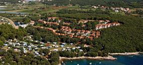 pavilóny Naturist Resort Koversada Villas