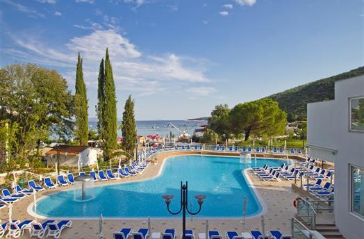hotel Mimosa / Lido Palace - polopenze ****
