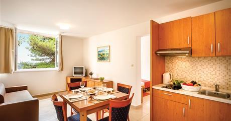 Apartmány Suha Punta