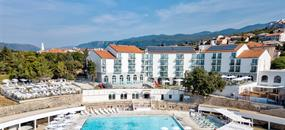 Hotel a depandance Lišanj