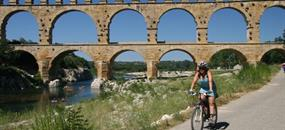 Provence na kole v pohodě