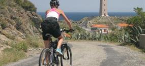 Francouzsko-katalánské přímoří na kole