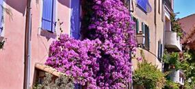 Z Horní Provence na Azurové pobřeží na kole