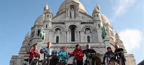 Paříž na kole