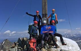 Silvretta – kurz ledovcové turistiky