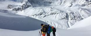 Silvretta – skialpový kurz