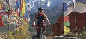 Nepál na kole