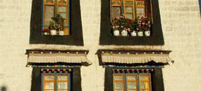 Tibet na kole