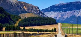 Patagonie na kole