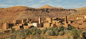Silvestr v Maroku