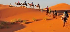 Maroko – královská města, Sahara a Atlantik