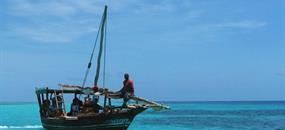 Silvestr na Zanzibaru
