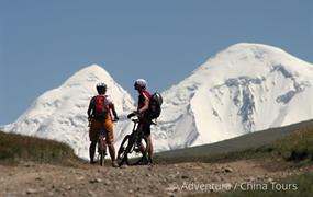 Kyrgyzstán na kole