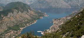 Černá Hora na kole v pohodě