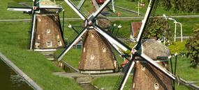 Holandsko na kole