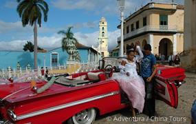 Kuba autentická