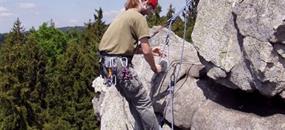 Základní kurz skalního lezení