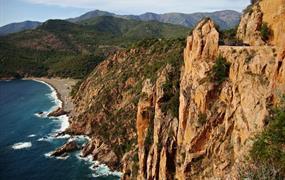 Všechny barvy Korsiky