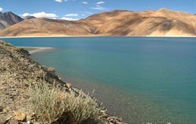 Treking v Ladakhu a jezero Tso Moriri