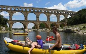 Letní řeky Francie
