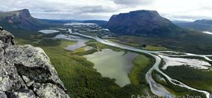 Švédsko – treking v NP Sarek