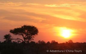 Namibie – velký okruh