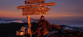 Tanzanie – Mt. Meru, Kilimandžáro a safari